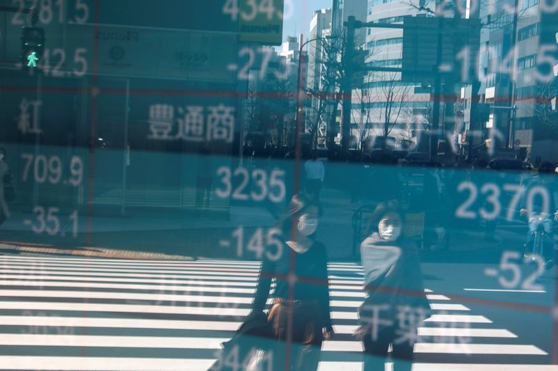 Asia shares, oil rally on vaccine hopes, euro at two-week highs