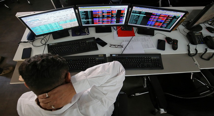 Sensex, Nifty gain on boost from financials, ITC