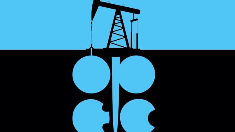 Oil Up as Investors Await Thursday's OPEC+ Production Decision